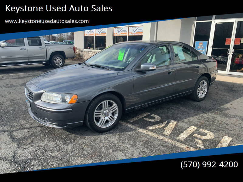 2008 Volvo S60 for sale at Keystone Used Auto Sales in Brodheadsville PA