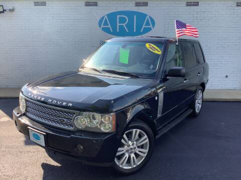 2009 Land Rover Range Rover for sale at ARIA  AUTO  SALES - ARIA AUTO SALES INC.COM in Raleigh NC