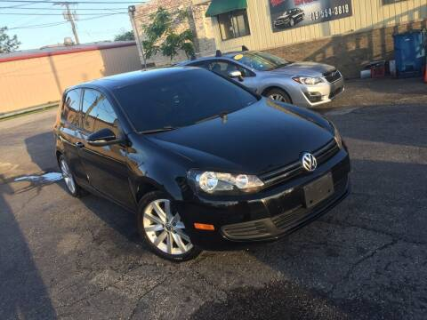 2011 Volkswagen Golf for sale at Some Auto Sales in Hammond IN
