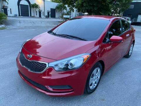 2016 Kia Forte for sale at Roadmaster Auto Sales in Pompano Beach FL