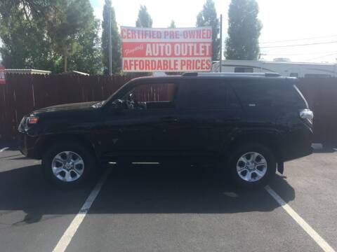 2019 Toyota 4Runner for sale at Flagstaff Auto Outlet in Flagstaff AZ
