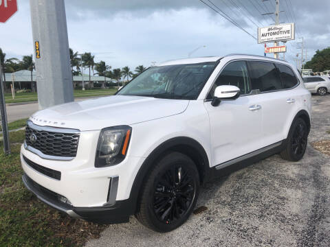 2021 Kia Telluride for sale at Key West Kia - Wellings Automotive & Suzuki Marine in Marathon FL