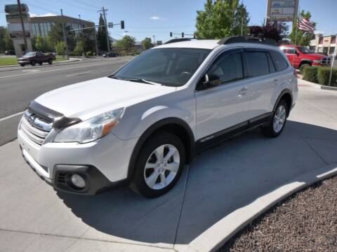 2014 Subaru Outback for sale at Ideal Cars and Trucks in Reno NV