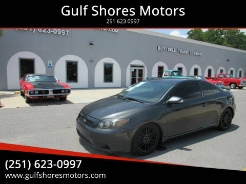 2010 Scion tC for sale at Gulf Shores Motors in Gulf Shores AL