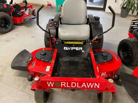 2021 WorldLawn Viper XL for sale at Southside Outdoors in Turbeville SC
