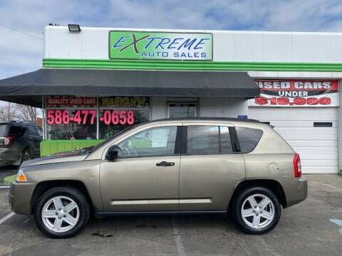 2007 Jeep Compass for sale at Extreme Auto Sales in Clinton Township MI