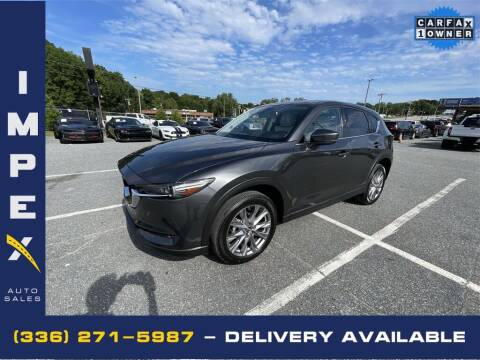 2020 Mazda CX-5 for sale at Impex Auto Sales in Greensboro NC