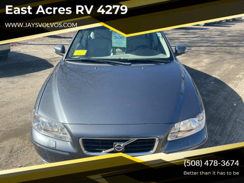 2009 Volvo S60 for sale at East Acres RV 4279 in Mendon MA