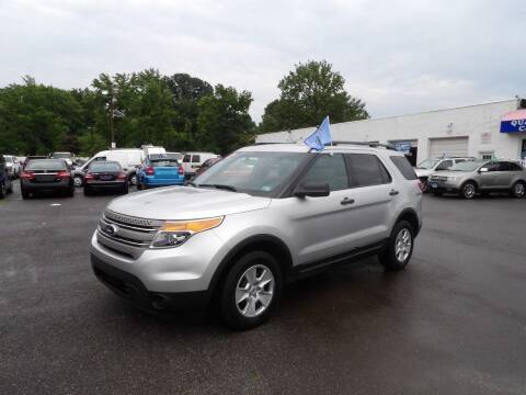 2013 Ford Explorer for sale at United Auto Land in Woodbury NJ