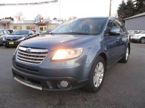 2008 Subaru Tribeca for sale at GMA Of Everett in Everett WA