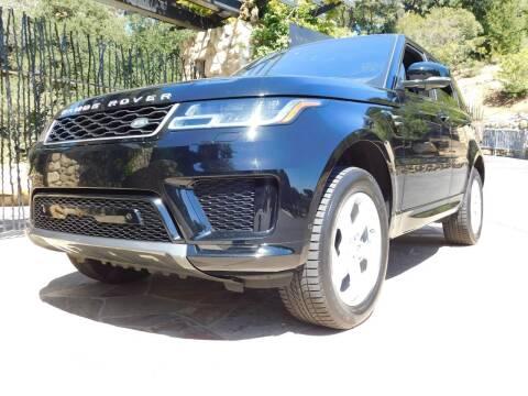 2018 Land Rover Range Rover Sport for sale at Milpas Motors in Santa Barbara CA