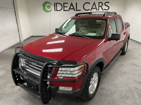 2010 Ford Explorer Sport Trac for sale at Ideal Cars in Mesa AZ