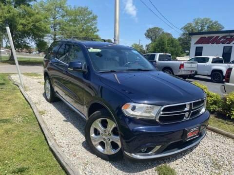 2014 Dodge Durango for sale at Beach Auto Brokers in Norfolk VA