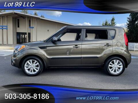 2013 Kia Soul for sale at LOT 99 LLC in Milwaukie OR