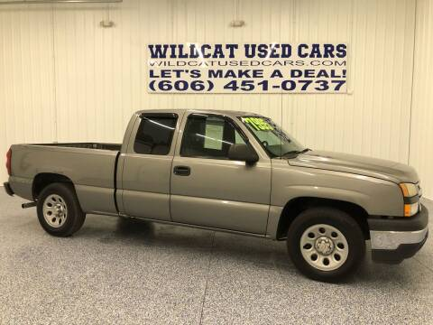 2007 Chevrolet Silverado 1500 Classic for sale at Wildcat Used Cars in Somerset KY
