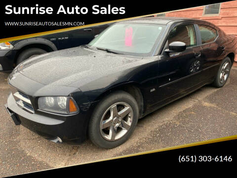 2010 Dodge Charger for sale at Sunrise Auto Sales in Stacy MN