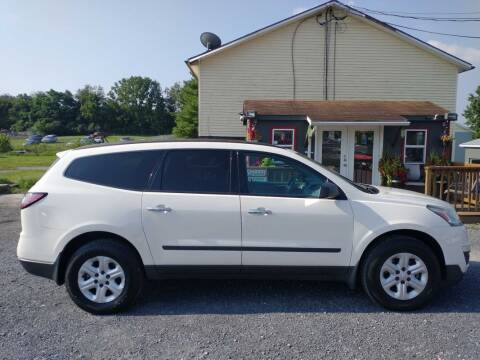 2014 Chevrolet Traverse for sale at PENWAY AUTOMOTIVE in Chambersburg PA