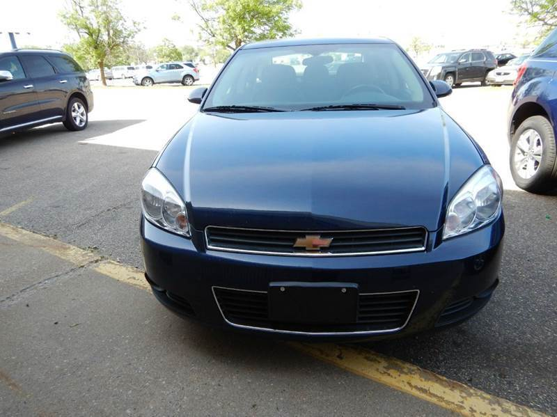 2011 Chevrolet Impala for sale at SKYLINE AUTO CENTRE in Wisconsin Rapids WI
