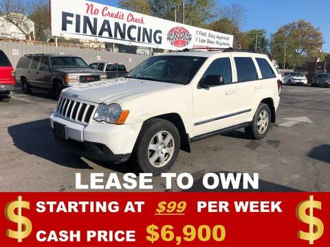 2010 Jeep Grand Cherokee for sale at Auto Mart USA in Kansas City MO