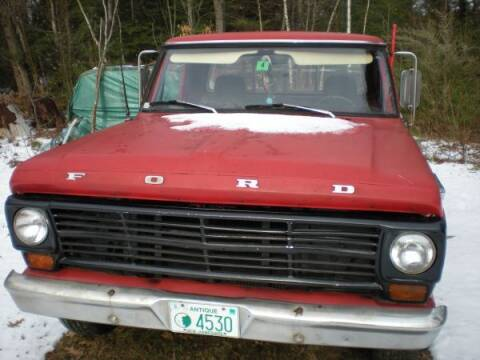 1972 Ford F-250 for sale at Haggle Me Classics in Hobart IN