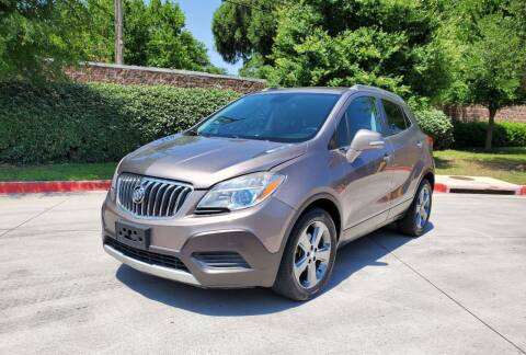 2014 Buick Encore for sale at International Auto Sales in Garland TX