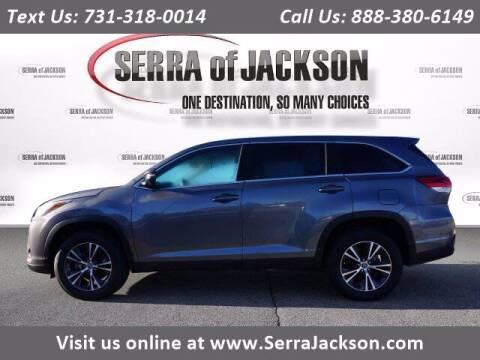 2019 Toyota Highlander for sale at Serra Of Jackson in Jackson TN
