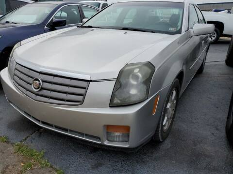 2004 Cadillac CTS for sale at All American Autos in Kingsport TN