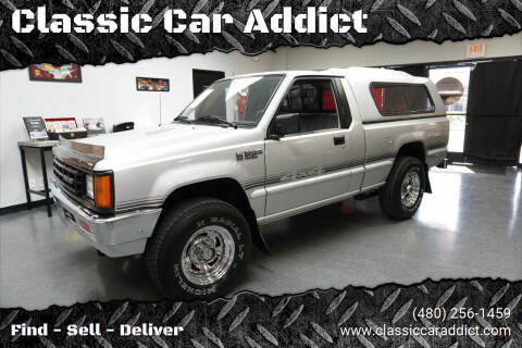 1989 Dodge Ram 50 Pickup for sale at Classic Car Addict in Mesa AZ