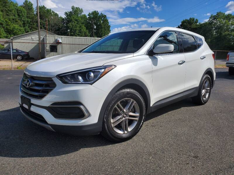 2017 Hyundai Santa Fe Sport for sale at Brown's Used Auto in Belmont NC