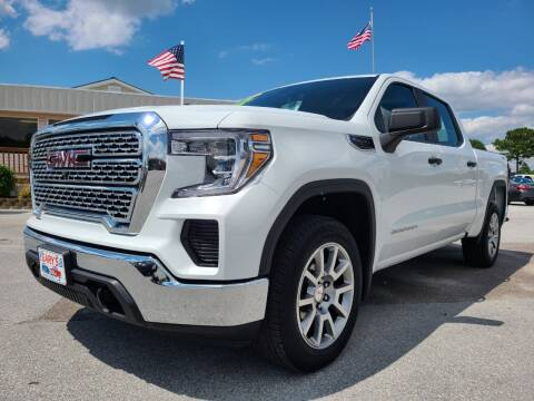 2020 GMC Sierra 1500 for sale at Gary's Auto Sales in Sneads Ferry NC