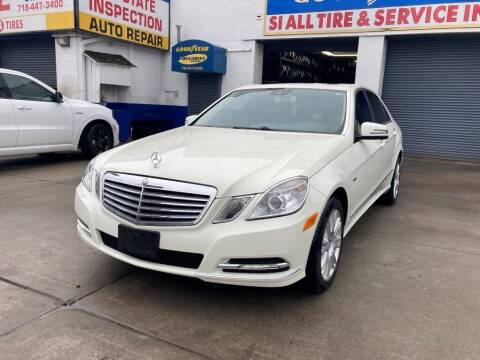 2012 Mercedes-Benz E-Class for sale at US Auto Network in Staten Island NY