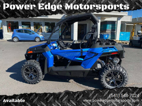 2021 CF Moto Z800 Trail for sale at Power Edge Motorsports in Redmond OR