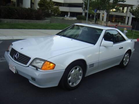 1993 Mercedes-Benz 500-Class for sale at UTU Auto Sales in Sacramento CA