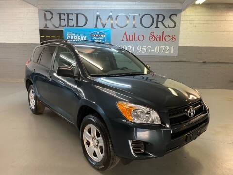 2012 Toyota RAV4 for sale at REED MOTORS LLC in Phoenix AZ