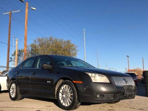 2007 Mercury Milan for sale at Eastside Auto Sales in El Paso TX