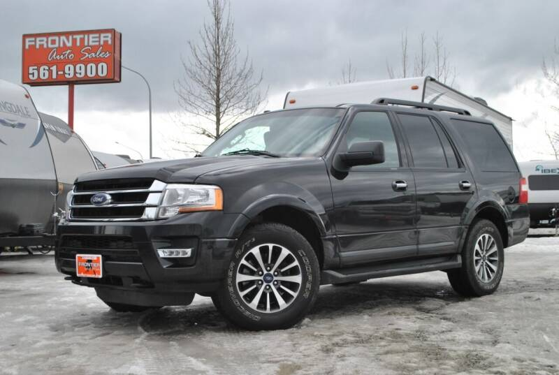 2015 Ford Expedition for sale at Frontier Auto & RV Sales in Anchorage AK