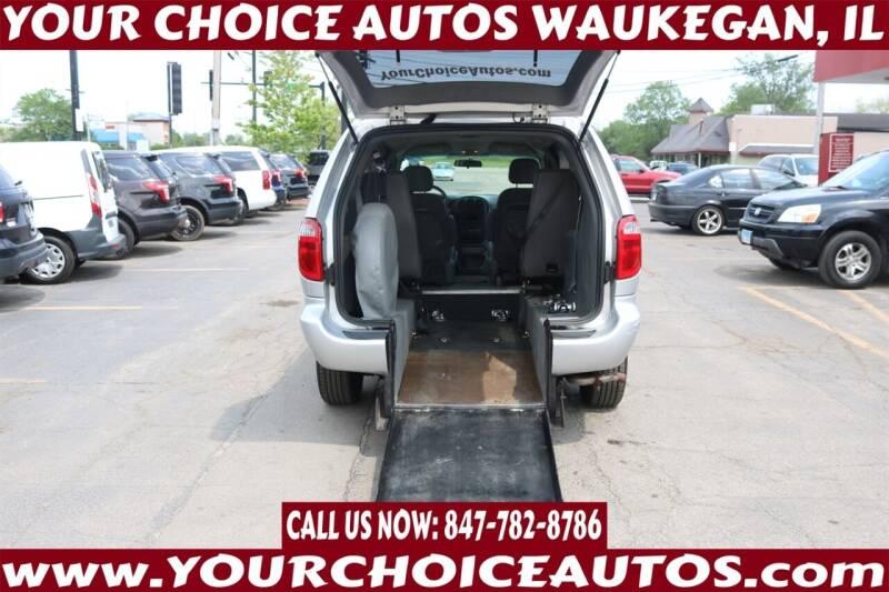 2005 Dodge Grand Caravan for sale at Your Choice Autos - Waukegan in Waukegan IL