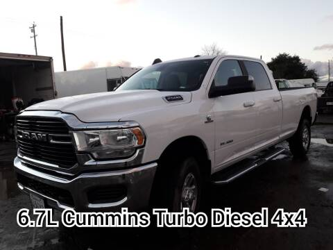 2020 RAM Ram Pickup 2500 for sale at DOABA Motors in San Jose CA