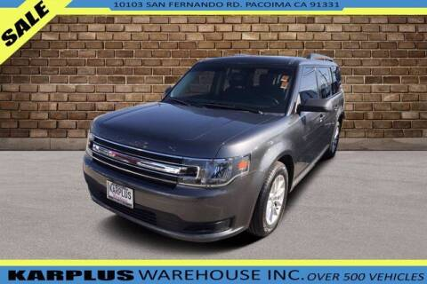 2016 Ford Flex for sale at Karplus Warehouse in Pacoima CA