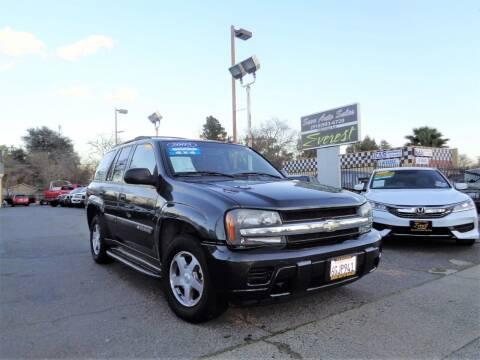 2004 Chevrolet TrailBlazer for sale at Save Auto Sales in Sacramento CA