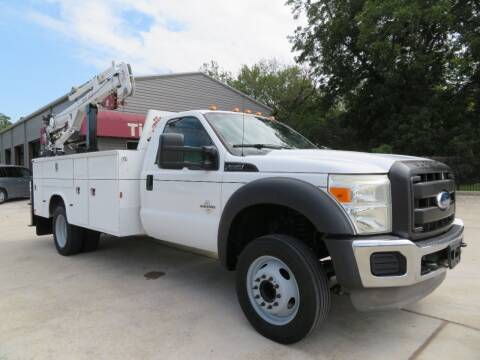 2011 Ford F-450 for sale at TIDWELL MOTOR in Houston TX