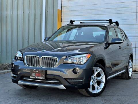 2014 BMW X1 for sale at Haus of Imports in Lemont IL