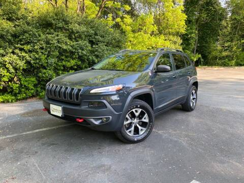 2016 Jeep Cherokee for sale at Uniworld Auto Sales LLC. in Greensboro NC