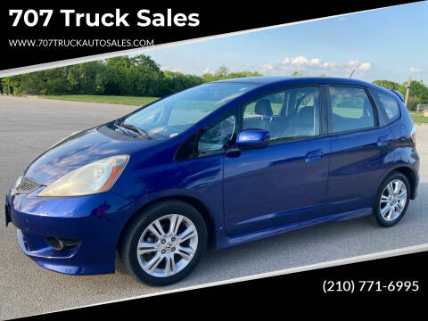 2010 Honda Fit for sale at 707 Truck Sales in San Antonio TX