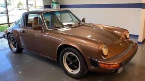 1978 Porsche 911 for sale at Classic Car Deals in Cadillac MI