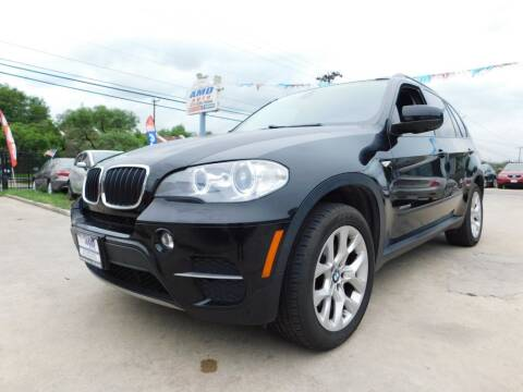 2012 BMW X5 for sale at AMD AUTO in San Antonio TX