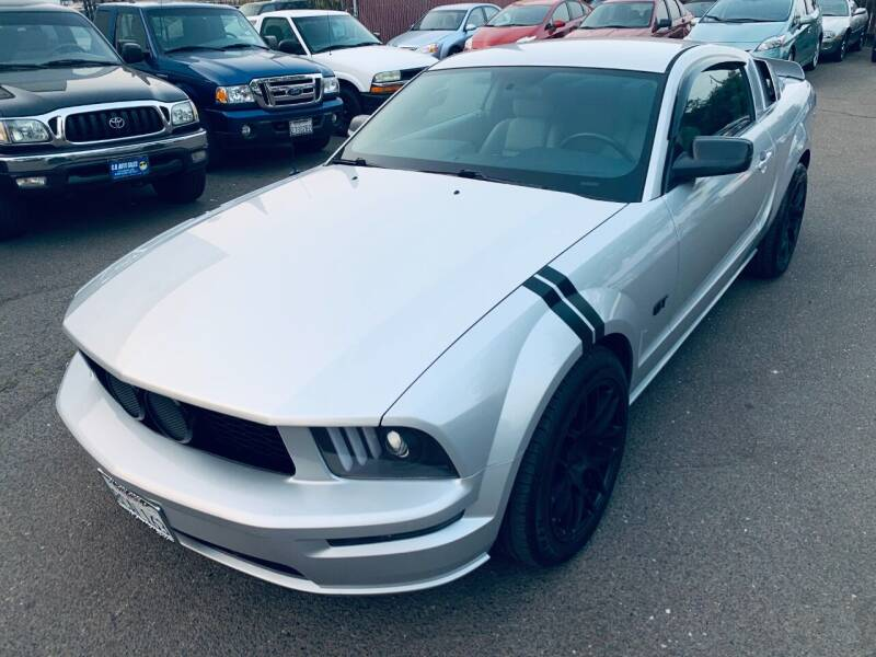2006 Ford Mustang for sale at C. H. Auto Sales in Citrus Heights CA