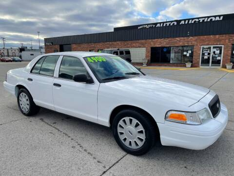 2010 Ford Crown Victoria for sale at Motor City Auto Auction in Fraser MI