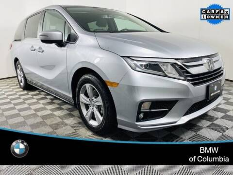 2019 Honda Odyssey for sale at Preowned of Columbia in Columbia MO