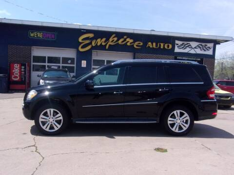2011 Mercedes-Benz GL-Class for sale at Empire Auto Sales in Sioux Falls SD